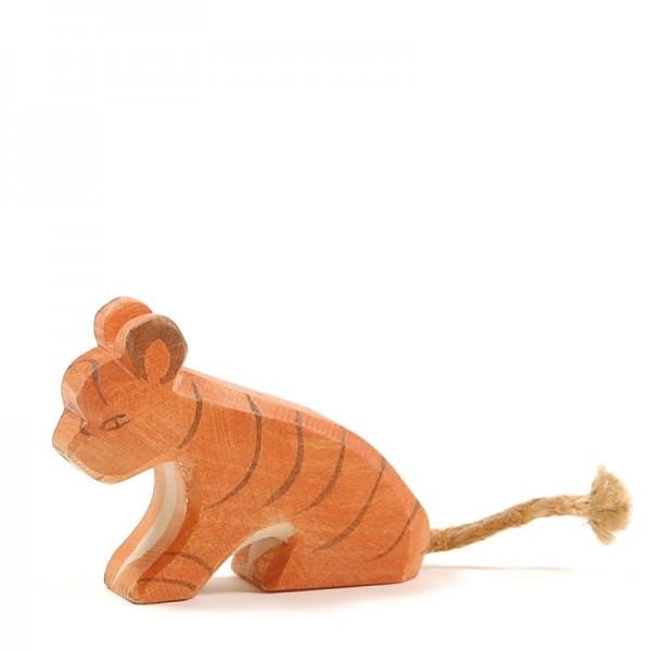 Ostheimer Tiger klein sitzend 20105