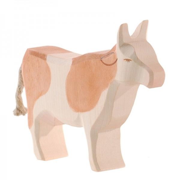 Ostheimer Kuh braun stehend 11022