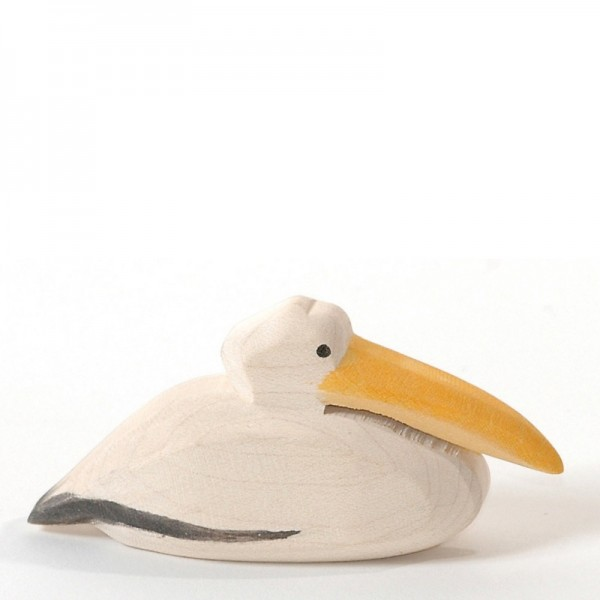 Ostheimer Pelikan schwimmend 20552