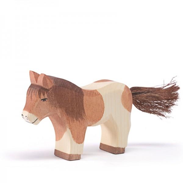 Ostheimer Shetland Pony stehend 11303