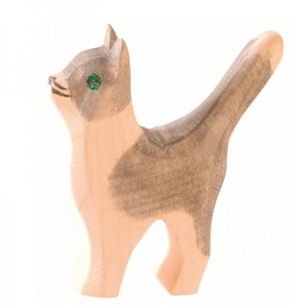 Ostheimer Katze klein Kopf hoch 11407