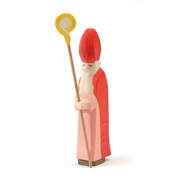 Ostheimer St Nikolaus mit Stab 38001