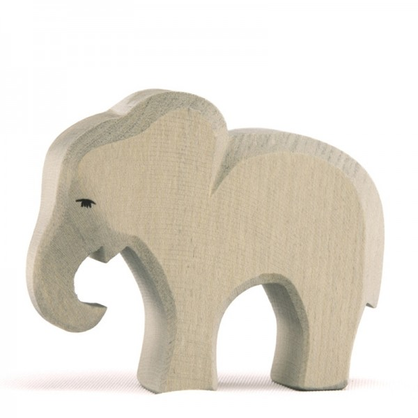 Ostheimer Elefant klein fressend 20423