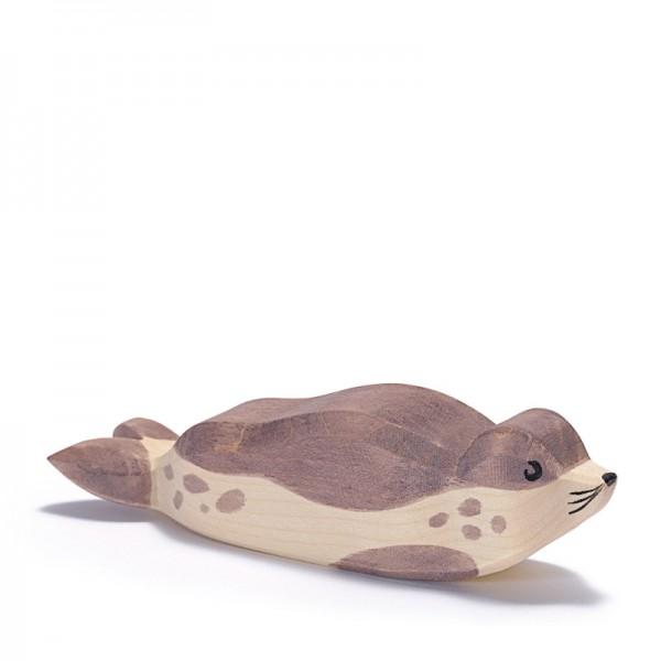 Ostheimer Seehund liegend 2253