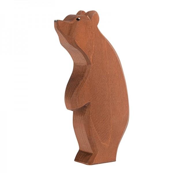Ostheimer Bär groß stehend Kopf hoch 22005