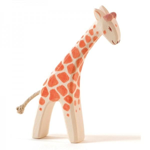 Ostheimer Giraffe klein Kopf tief 21804