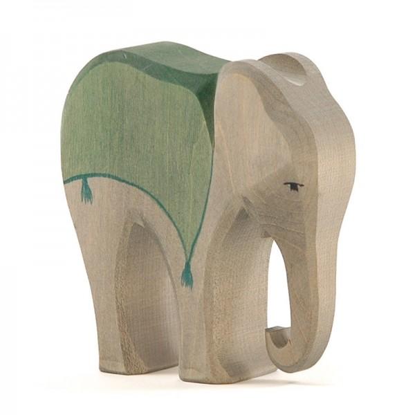 Ostheimer Elefant mit Sattel 41912